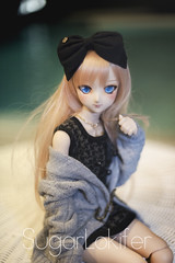 Welcome back, Non-tan! (Sugar Lokifer) Tags: volks dollfie dollfiedream dream sister dds ddh09 09 bjd ball jointed doll