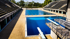 Olympiastadion Swimming Pool (nick.upton19@btinternet.com) Tags: