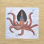 Pasted paper by Les Chimerdes [Lyon, France] thumbnail