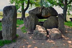 140621 acmW 180917 © Théthi ( 4 pics ) (thethi (pls, read my 1st comment, tks a lot)) Tags: pierre poudingue construction mégalithe néolithique dolmen autrefois weris durbuy luxembourg wallonie belgique belgium