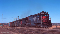 No pickup in Alturas today (C.P. Kirkie) Tags: southernpacific sp spmodocline modocline modoccounty northeasterncalifornia california emd freighttrain trains railroads