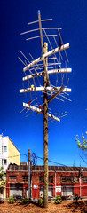 Panorama 3668_hdr_pregamma_1_mantiuk06_contrast_mapping_0.1_saturation_factor_0.8_detail_factor_1 (bruhinb) Tags: dawnchorus brentwahl layniebrowne panorama hdr philadelphia pa usa eraserhood callowhill 12thstreet noblestreet therailpark readingviaduct art sky beauty