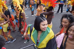 DSC_8311 (photographer695) Tags: notting hill caribbean carnival london exotic colourful costume girls dancing showgirl performers aug 27 2018 stunning ladies