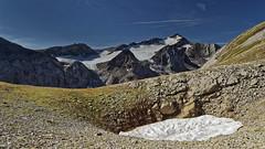 Une doline devant le Wildhorn (fcharriere) Tags: switzerland bern lenk simmental mountain glacier