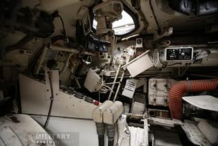intérieur du Bergepanzer