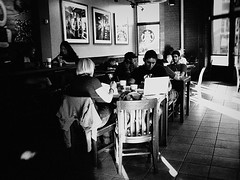 tempe PB027629 (m.r. nelson) Tags: tempe arizona az america southwest usa mrnelson marknelson markinaz streetphotography urban urbanlandscape artphotography documentaryphotography blackwhite bw monochrome blackandwhite grainy highcontrast noiretblanc