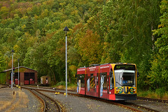 Siemens Combino #202 VBN Ilfeld (3x105Na) Tags: siemens combino 202 vbn ilfeld strassenbahn strasenbahn tram tramwaj deutschland germany niemcy
