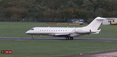 VP-BVGBombardier BD700 Global Express 2000 of MVA/TAG taxy SOU 210918 (kitmasterbloke) Tags: sou southampton aircraft aviation airliner transport hampshire outdoor