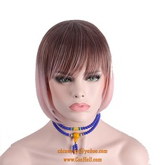 Lace_front_wigs_980 (wigchina) Tags: short wig bob cosplay wigs halloween costumes