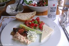 Dining in Agva (2) (karenblakeman) Tags: turkey 2018 july agva food meal raki tr moteltahirrestaurant