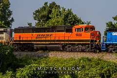 BNSF 1400 | EMD SD60M | BNSF Thayer South Subdivision (M.J. Scanlon) Tags: bn9209 bnsf1400 bnsf8109 bnsf9209 bnsfrailway bnsfthayersouthsubdivision bridgejunction business cp canon capture cargo commerce conrail digital emd eos engine freight haul horsepower image impression landscape locomotive logistics mjscanlon mjscanlonphotography membly merchandise mojo move mover moving outdoor outdoors perspective photo photograph photographer photography picture rail railfan railfanning railroad railroader railway readingrailroad sd60m scanlon steelwheels super track train trains transport transportation triclops view wow ©mjscanlon ©mjscanlonphotography