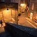 Saint-Mailo bei Nacht