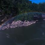 After midnight at Cumberland Falls thumbnail
