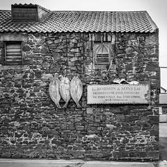 Moody Kippers (Matthew_Hartley) Tags: kippers craster smokehouse moody blackandwhite blackwhite bw northumberland england uk britain sony a7 iii a7iii fullframe 2870 2870mm