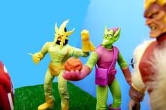 Happy Labor Day 2018 12 (MayorPaprika) Tags: 112 custom diorama toy story paprihaven action figure set panasoniclumixdmcfz1000 marvel toybiz famouscovers captainamerica electro greengoblin sabertooth