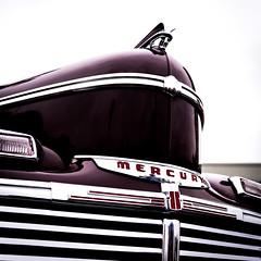 Mercury (fe2cruz) Tags: 28 30mm art california car dn emount ilce milliondollarbreakfastcruise orangecounty sigma socal sony tustin a7r alpha automobile carshow grill hoodornament mercury mirroless α7r unitedstates us