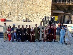Group Portrait of the Actors (Superoperater hero) Tags: 2012 berbagrozdja daniberbe predstava putovanja smederevo smederevskajesen smederevskatvrdjava srbija tvrdjava vasar