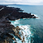 Oceanfront made of stoned lava / Oceanfront aus Steinlava thumbnail