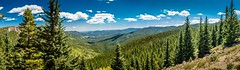 ARAPAHO NATIOAL FOREST (MERLIN08) Tags: arapahonationalforest clouds colorado forest landscape outdoors pano sky squawpass usa