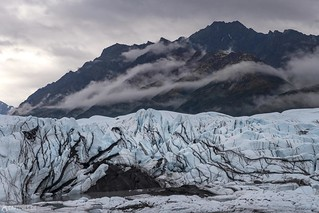 Ice wall- Alaska