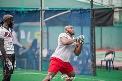 DSC_9055 (gidirons) Tags: lagos nigeria american football nfl flag ebony black sports fitness lifestyle gidirons gridiron lekki turf arena naija sticky touchdown interception reception