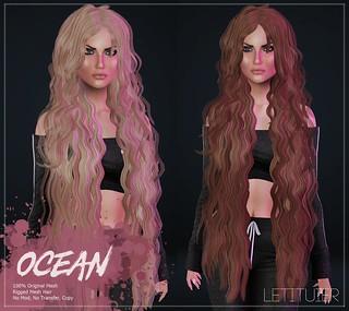 {Letituier} Ocean Hair - ULTRA Event!!