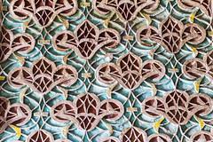 2018-4726 (storvandre) Tags: morocco marocco africa trip storvandre marrakech historic history casbah ksar bahia kasbah palace mosaic art
