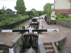 Worcester and Birmingham Canal (golygfa) Tags: canal worcestershire lock cycling trafficfreecycling ncr45 worcesterandbirminghamcanal
