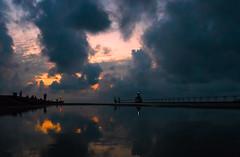 Silver Beach (bill.d) Tags: lakemichigan michigan silverbeachcountypark stjoseph us unitedstates beach evening lake lighthouse summer sunset water