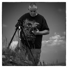 No ⁉ Idea. (Nikon Caz) Tags: mono blackandwhite blackwhite silverefex brentor dartmoor southwest westcountry thinking thoughtful considering blackwhitepassionaward