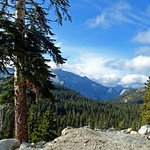 Looking down on Yosemite Valley, CA 2015 thumbnail