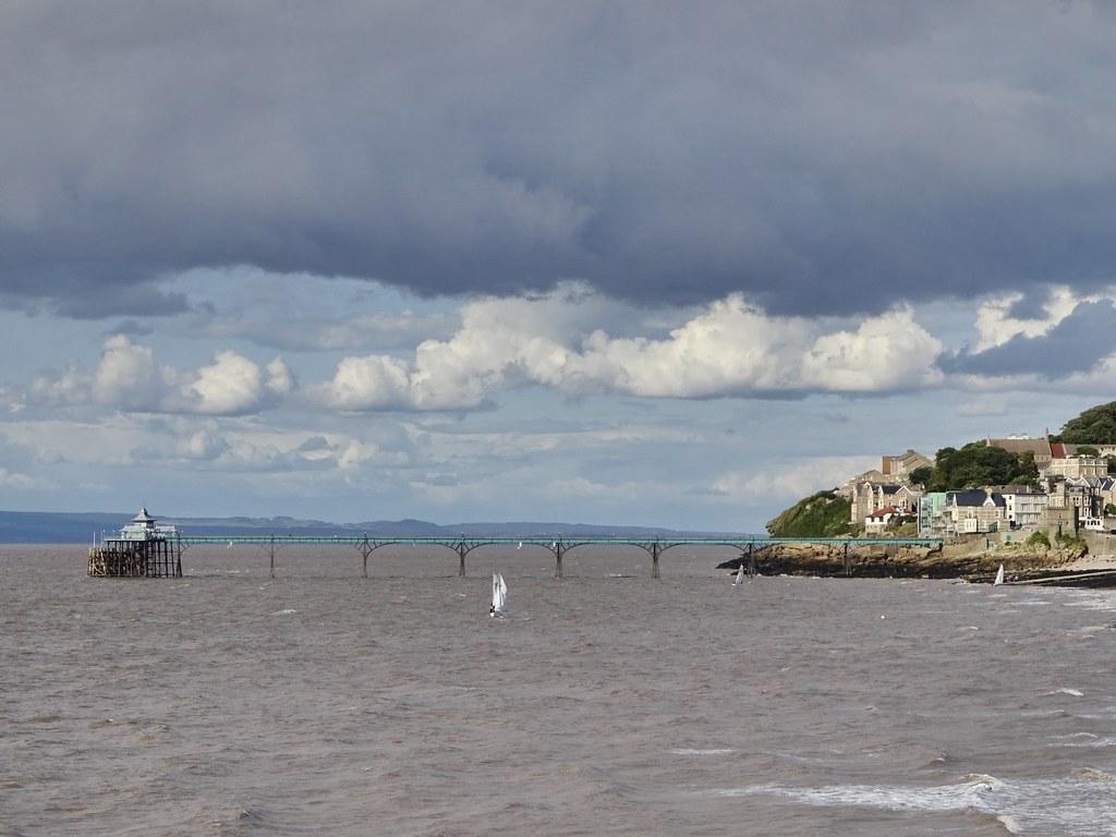 Clevedon Pier Full Profile