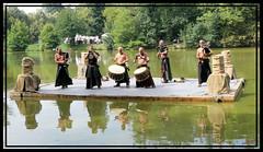 725 medieval (cbibi35) Tags: pixelbreizh medieval fete musique cheval bretagne bzh breizh bateau