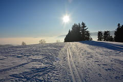 Dreams (*Vasek*) Tags: winter snow skiing czech morava moravia europe sun