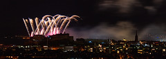 Edinburgh Festival Fireworks 2018 (captures.in.time) Tags: edinburgh scotland europe festival fireworks celebration night longexposure nightphotography happy wonderlust travel ngc castle holiday