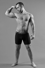 Nick Wagner (Violentz) Tags: male guy man portrait bodybuilding physique fitness muscle patricklentzphotography