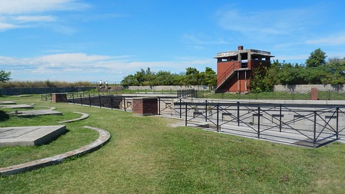 Georges Island, Fort Warren Overlook Building [06.08.2013]