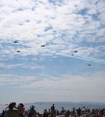 Air 61 (richnew7) Tags: bournmouth airshw air show vintage aircraft ww1 nikon d810 beach coast dorset planes aeroplanes flight flying display airshow people crowd crowds