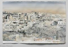 Akvarell - Lars Lerin (Hans Olofsson) Tags: akvarell art konst larslerin liljevalchs målningar stockholm syrien syria