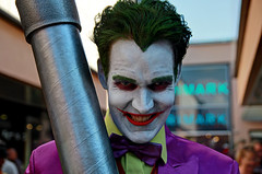 Invasion Colchester 2018 XV (Lee Nichols) Tags: invasioncolchester2018 canoneos600d cosplay cosplayers costume costumes comiccon photomatix photoshop invasioncolchester joker thejoker portrait