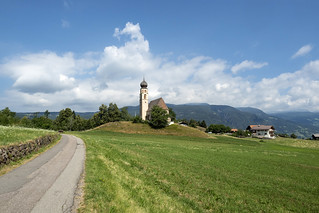 Alto Adige (Italy) - San Costantino