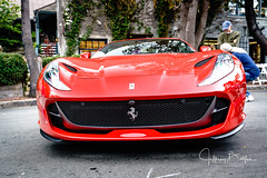 OCEAN AVE CONCOURS-984425 (Jeffrey Balfus (thx for 4 Million views)) Tags: montereycarweek oceanavecarshow sonya9mirrorless sonyfe282470gm sonyilce9 sonyalpha fullframe carmelbythesea california unitedstates us sony a9 mirrorless ferrari