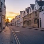 Hollywell Street Sunset thumbnail