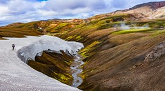 Dragon Head (clement clement) Tags: iceland mountains hiking trekking landmannalaugar ice snow landscape landscapephotography volcano geology travel discovery explore naturephotography brustel clément