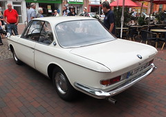 BMW 2000 CS 1967 (Zappadong) Tags: e120 winsen luhe 2018 bmw 2000 cs 1967 zappadong oldtimer youngtimer auto automobile automobil car coche voiture classic classics oldie oldtimertreffen carshow