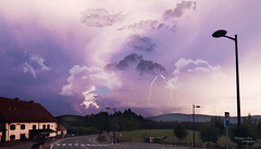 The storm is coming (Marijose Urroz) Tags: clouds sky dramaticsky landscape light storm nature naturephotography navarra