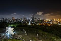 忠烈祠夜景 (Hong Yu Wang) Tags: sony a73 a7m3 a7iii 1224g kaohsiung night landscape taiwan love 高雄 忠烈祠 夜景 高雄港 port city