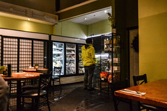 Shop Area of Loma House (Vegan Butterfly) Tags: loma house vegetarian vegan food store shop edmonton