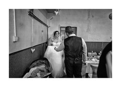 Let's dance (Paphylo) Tags: leicaq bride caravan people dance evening dinner countryside carnies monochrome přelouč blackandwhite carny village countrylife document wedding indoor rellife