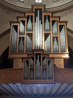 Un bel orgue moderne... Où ? A Paris 17ème dans l'église Saint-Ferdinand [Explore 14/9/2018]